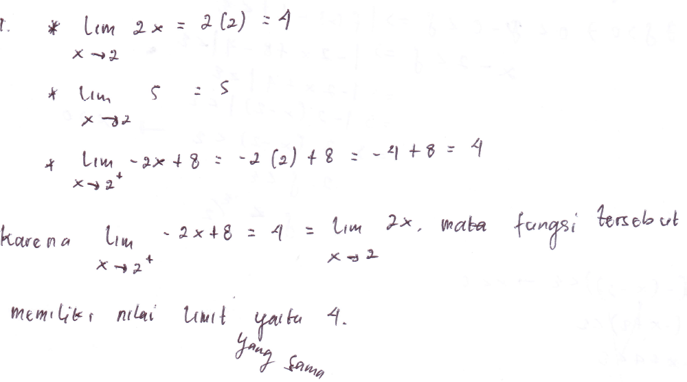 Student's thinking path in mathematics problem-solving
